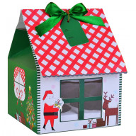 Christmas Cupcake Boxes | Traditional Festive Boxes for Cupcakes