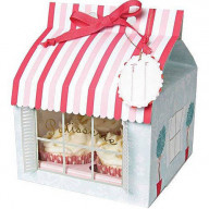 Patisserie Cupcake Box | Special Occasion Boxes for Cupcakes